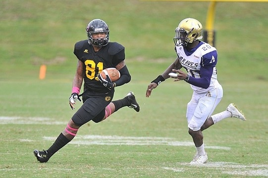 Grambling State Topples Alcorn State; Stays Unbeaten In ...