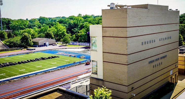 Morgan State begins $2 5 million renovation project on football
