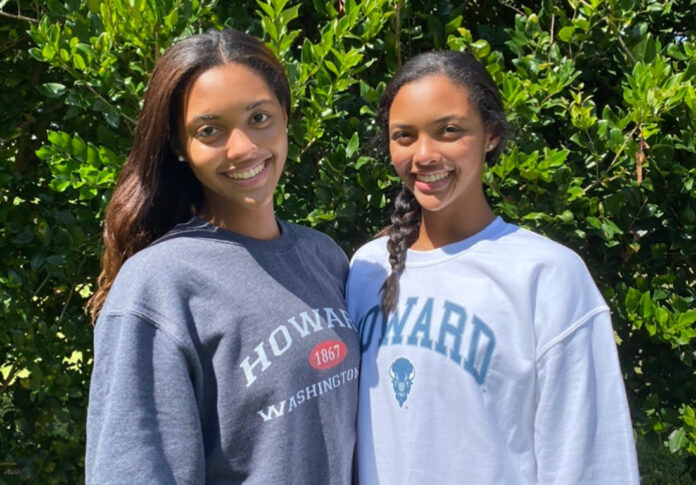 Bria and Cimine Woodard