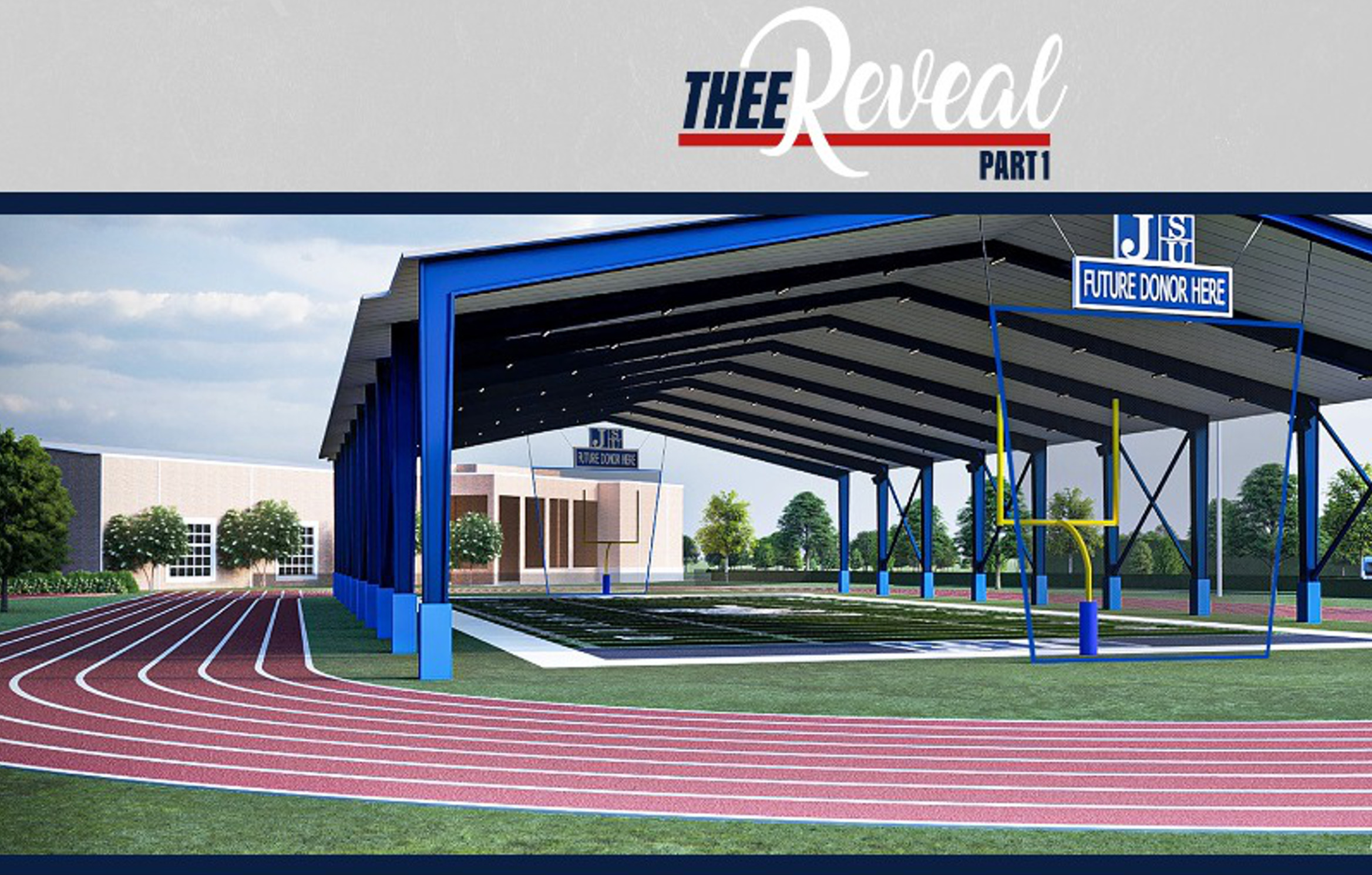 Jackson State Announces Phase One Of New Athletics Facilities Upgrade