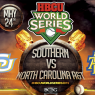 Inaugural HBCU World Series to feature North Carolina A&T and Southern